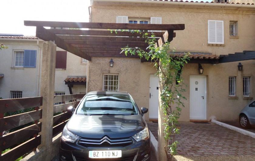 Location de vacances - Villa à Boulouris