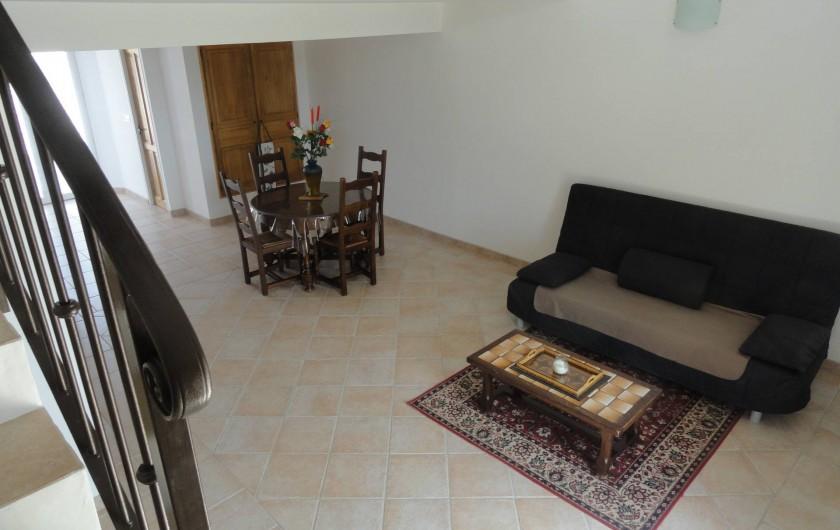 Location de vacances - Gîte à Cucuron - La pièce principale