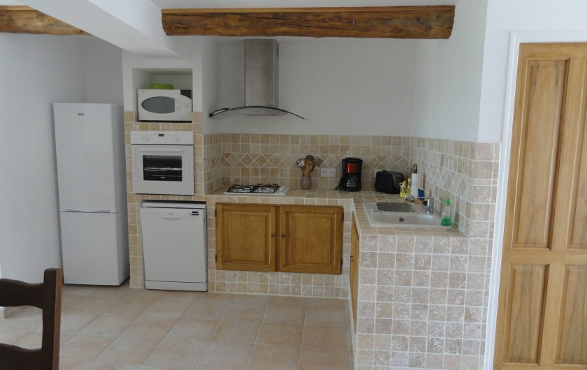 Location de vacances - Gîte à Cucuron - La cuisine