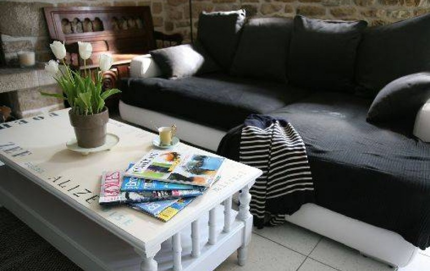 Location de vacances - Gîte à Fouesnant - Espace détente
