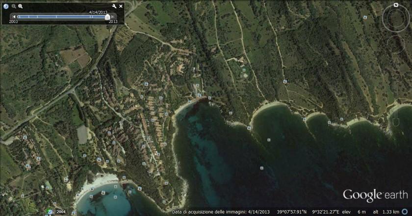 Location de vacances - Chalet à Villasimius