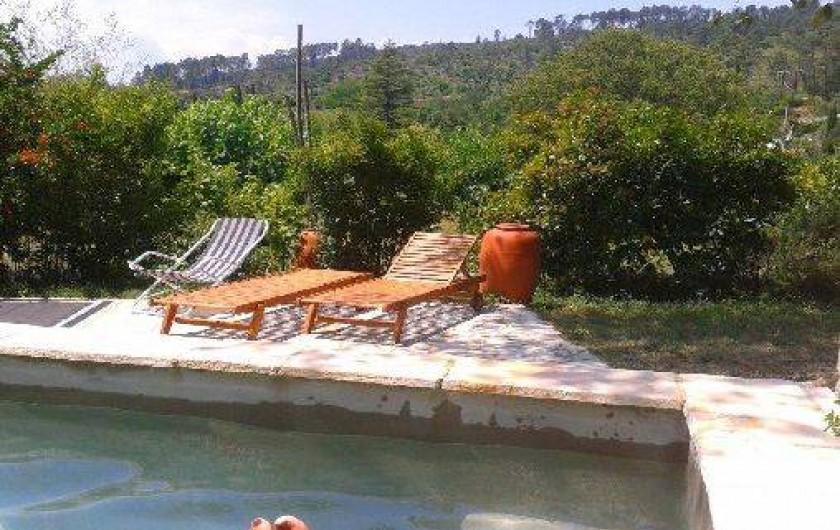 Location de vacances - Mas à Générargues