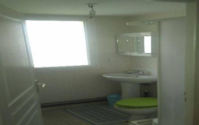 Location de vacances - Appartement à Saint-Nicolas-de-Port