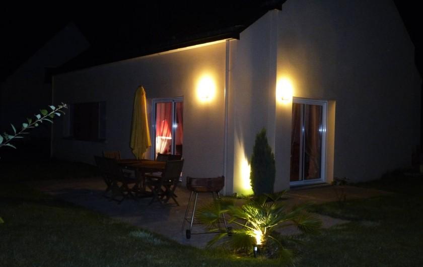 Location de vacances - Villa à Saint-Briac-sur-Mer - ... la nuit ...