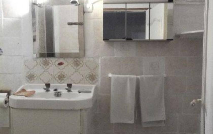 Location de vacances - Appartement à Faucon-de-Barcelonnette