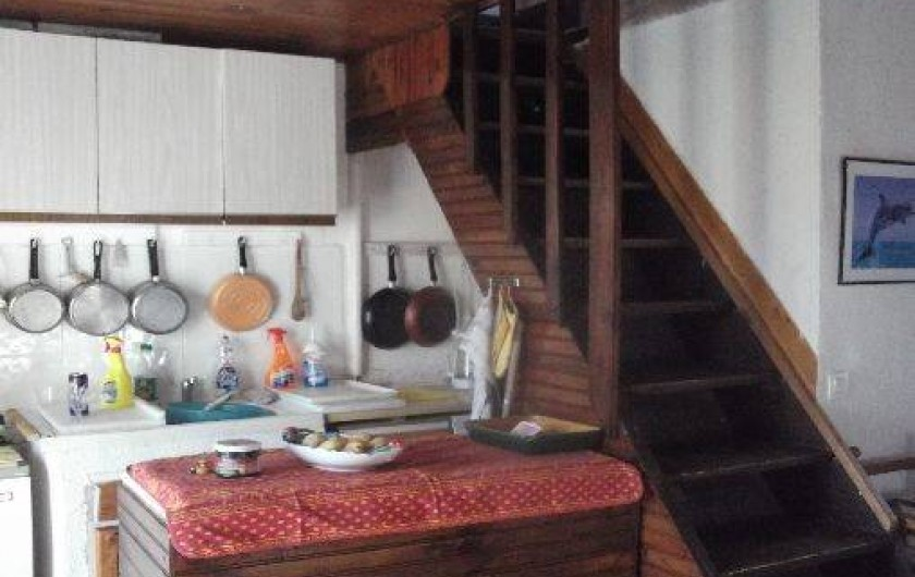 Location de vacances - Appartement à Faucon-de-Barcelonnette