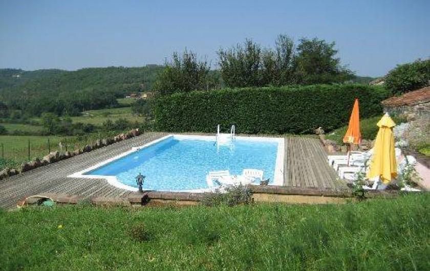 Location de vacances - Maison - Villa à Lherm