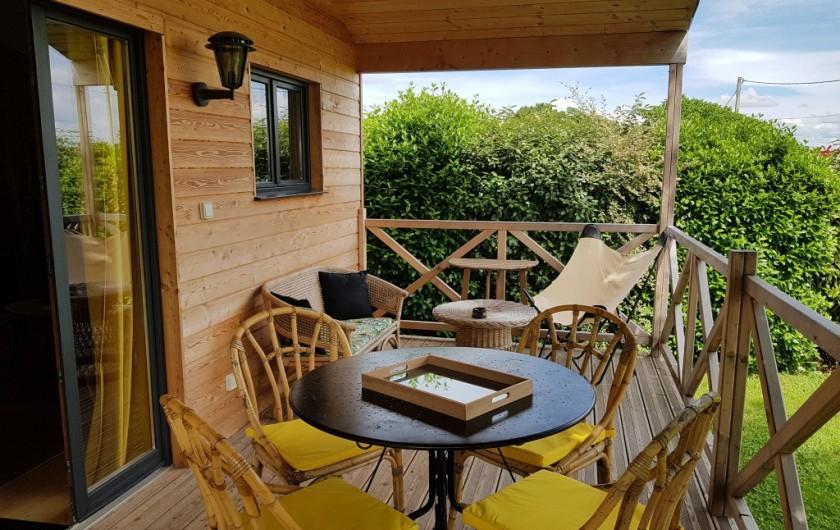 Location de vacances - Gîte à Bourg-Charente - Le Bohême Chic