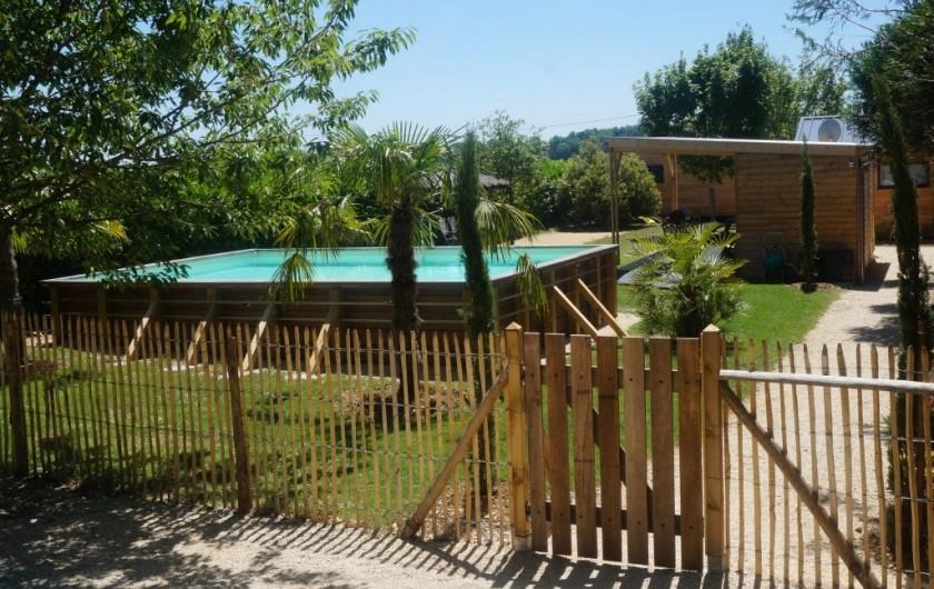 Location de vacances - Gîte à Bourg-Charente