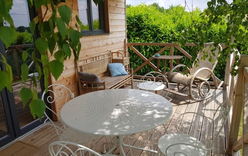 Location de vacances - Gîte à Bourg-Charente - Le Cosy