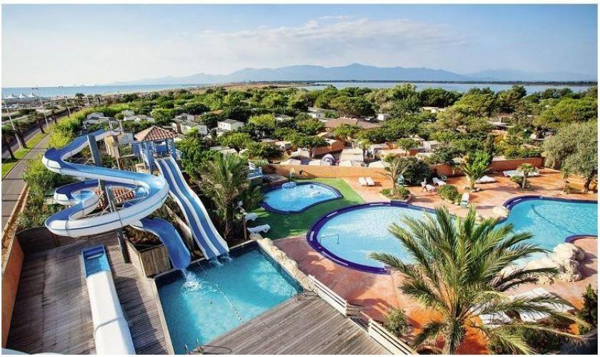 Location de vacances - Bungalow - Mobilhome à Canet-en-Roussillon