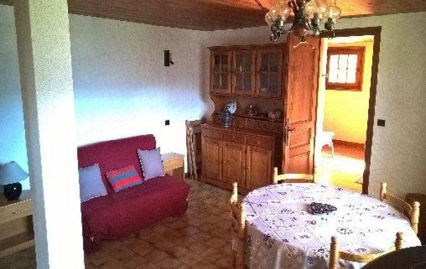Location de vacances - Studio à Notre-Dame-de-Bellecombe