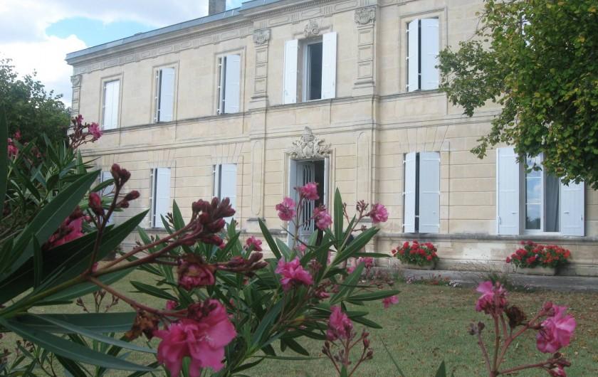 Location de vacances - Chambre d'hôtes à Cubnezais - La maison