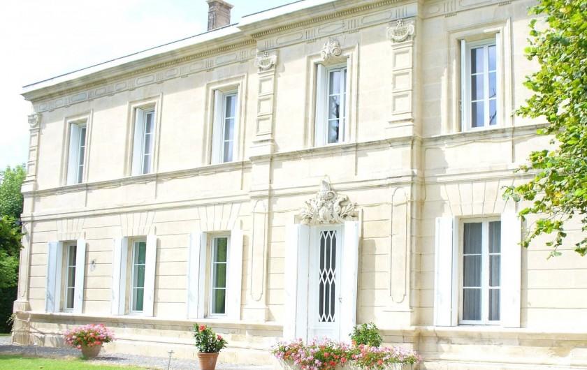 Location de vacances - Chambre d'hôtes à Cubnezais
