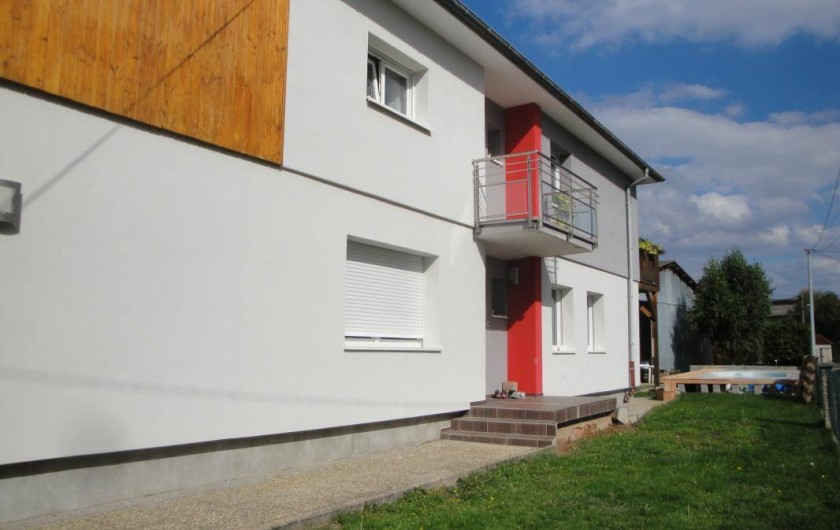 Location de vacances - Gîte à Breuschwickersheim