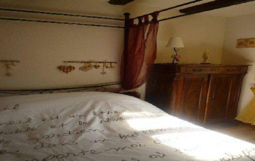 Location de vacances - Chambre d'hôtes à Husseren-Wesserling