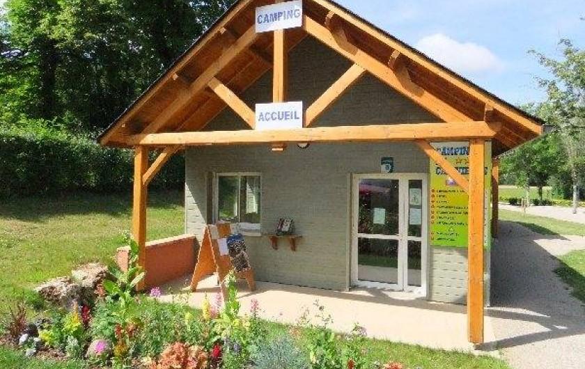 Location de vacances - Camping à Saint-Laurent-d'Olt