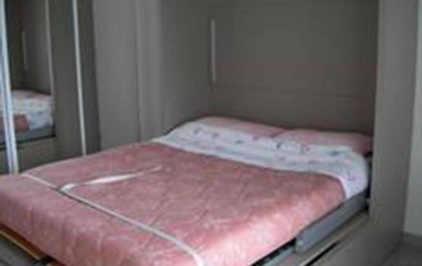 Location de vacances - Studio à Rochefort - couchage 2 personnes