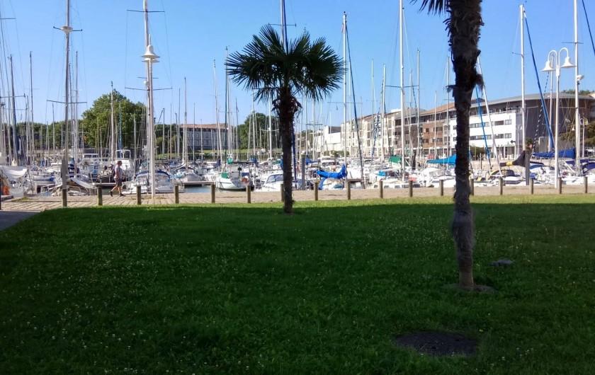 Location de vacances - Studio à Rochefort