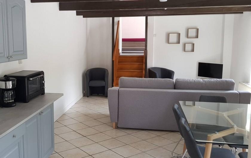 Location de vacances - Appartement à Le Tholy - pièce principale