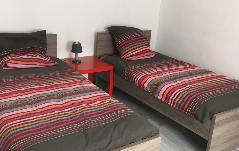 Location de vacances - Appartement à Le Tholy - chambre 2