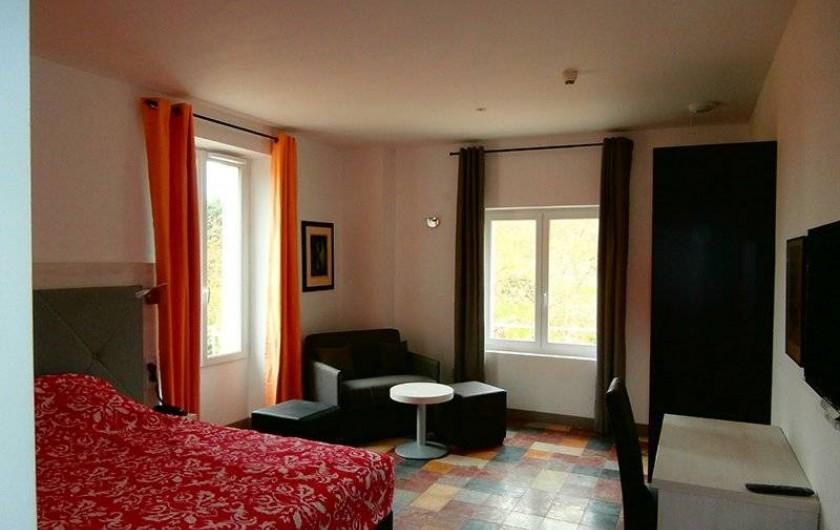 Location de vacances - Hôtel - Auberge à Saint-Paul-le-Jeune
