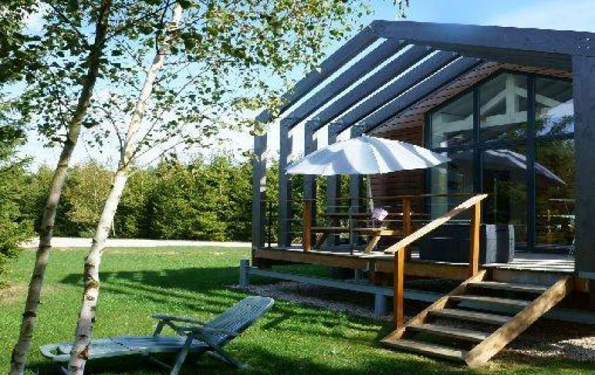 Location de vacances - Gîte à La Boissière-École