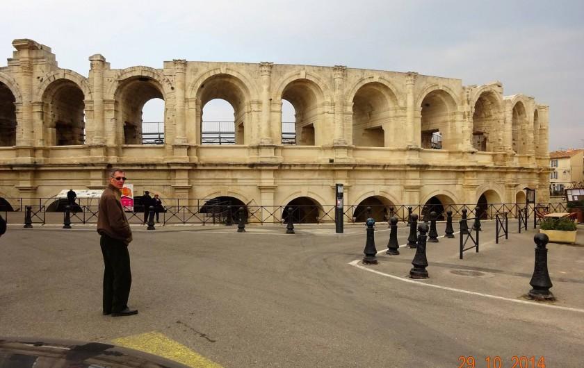 Location de vacances - Appartement à Lunel - les arènes de Nimes (15 minutes)