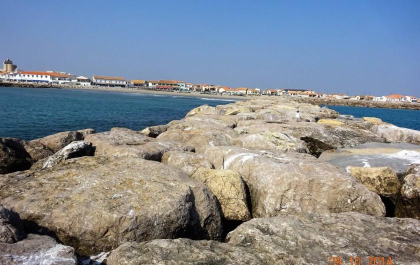 Location de vacances - Appartement à Lunel - mer méditérannée, plages  Grande Motte,  Grau du Roi, Carnon, Palavas
