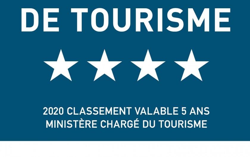 Location de vacances - Gîte à Saint-Rabier - clasement depuis le 26/6/2020