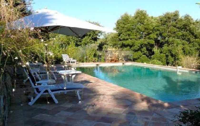 Location de vacances - Villa à La Garde-Freinet