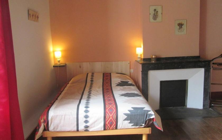 Location de vacances - Gîte à Malvezie - La chambre d'hôte Voyage