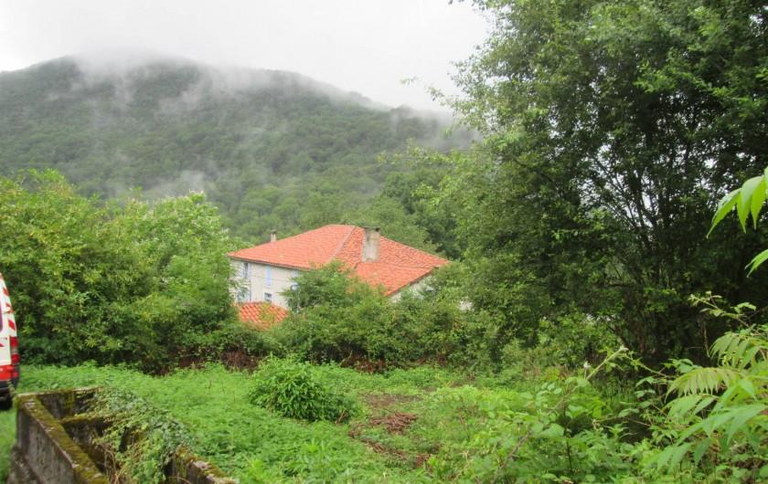 Location de vacances - Gîte à Malvezie - Ambiance montagne
