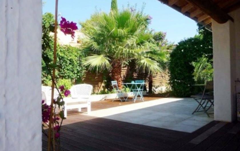 Location de vacances - Maison - Villa à Montpellier