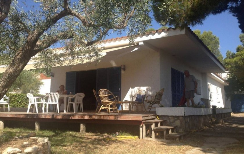 Location de vacances - Villa à L'Ampolla