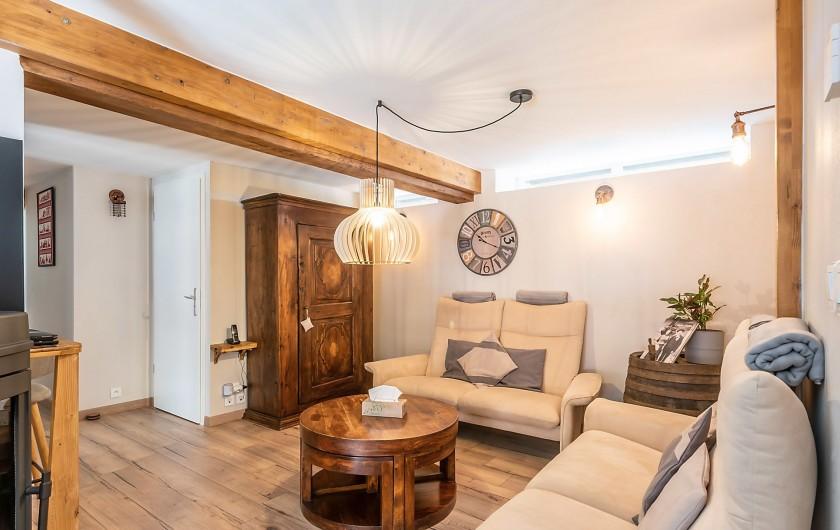 Location de vacances - Gîte à Ungersheim - Le Salon