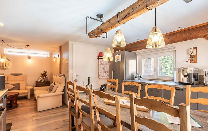 Location de vacances - Gîte à Ungersheim - La Cuisine