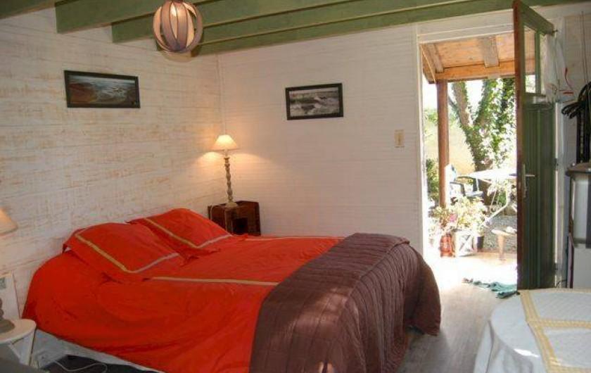 Location de vacances - Chambre d'hôtes à Kerzerho - Le Cabanon