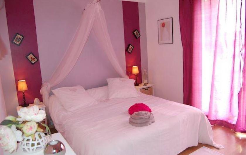 Location de vacances - Chambre d'hôtes à Kerzerho - Chambre 3 : Libre comme l'air