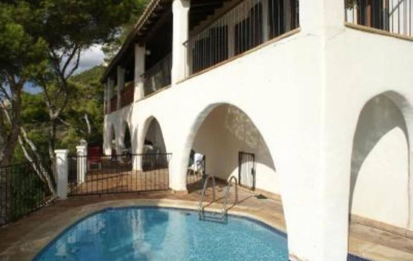 Location de vacances - Maison - Villa à Port d'Andratx