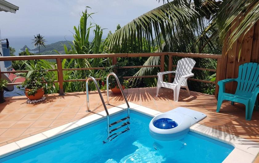 Location de vacances - Maison - Villa à Le Marigot