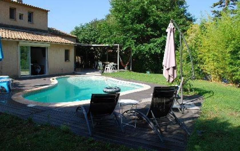 Location de vacances - Villa à Les Pennes-Mirabeau