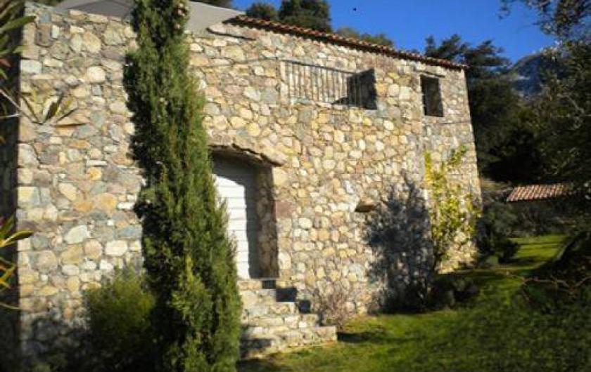 Location de vacances - Maison - Villa à Calvi