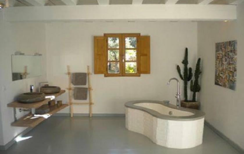 Location de vacances - Maison - Villa à Calvi - Salle de bain 2