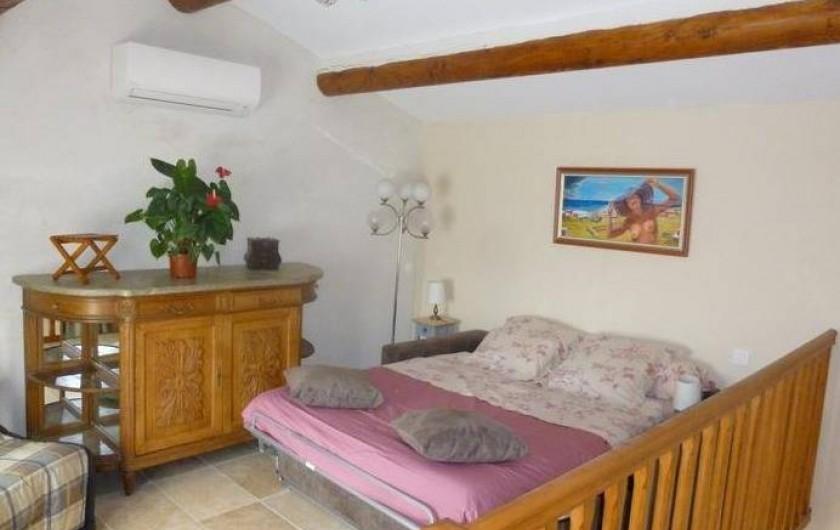Location de vacances - Appartement à Plan-d'Orgon