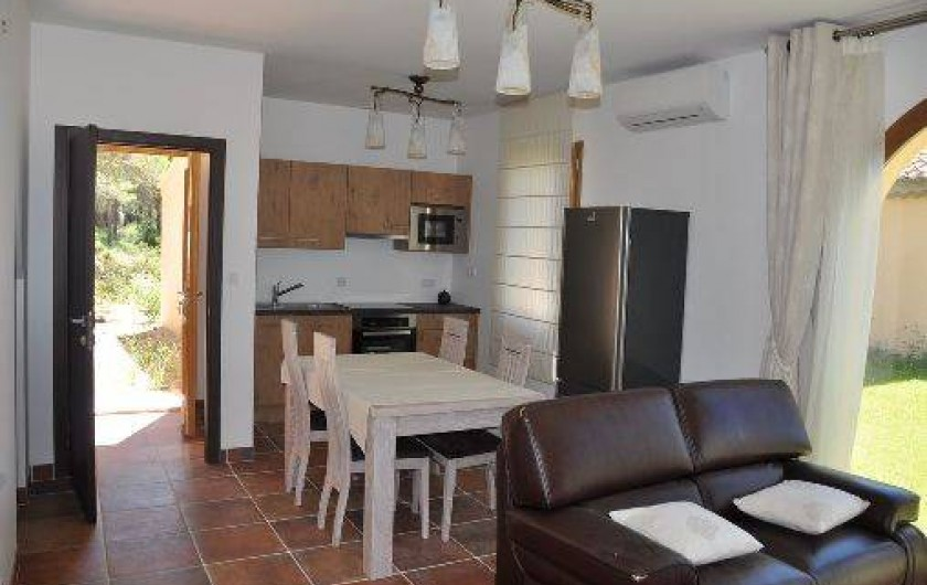 Location de vacances - Appartement à Saint-Marc-Jaumegarde