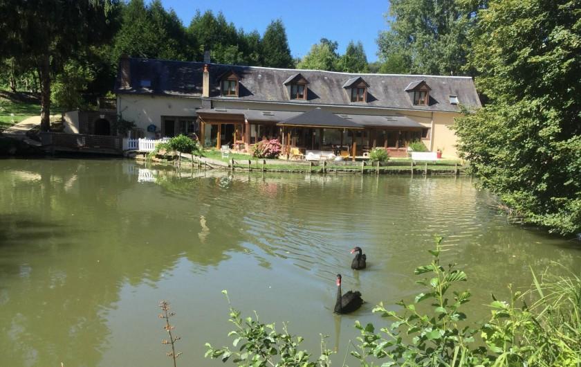 Location de vacances - Chambre d'hôtes à Luceau