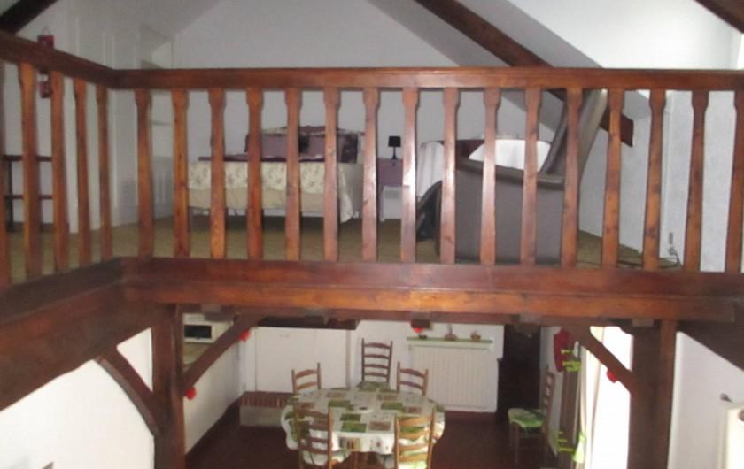 Location de vacances - Maison - Villa à Pénestin - Mezzanine