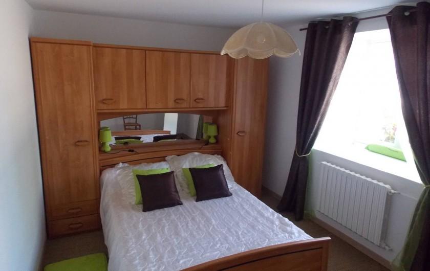 Location de vacances - Maison - Villa à Pénestin - Chambre du rez-de-chaussée
