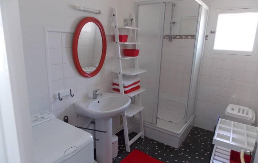 Location de vacances - Maison - Villa à Pénestin - Salle de bains